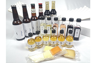 Online Cheese and Wine (or ale or whisky) Tasting and Challenge