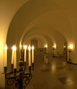 The Undercroft at Banqueting House