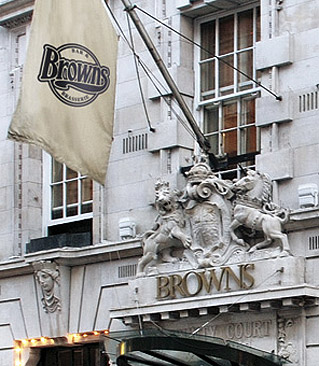 Browns Courtrooms